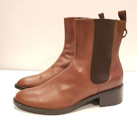 Cole Haan Nike Air Size 1 Ankle Boots